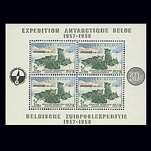 Austria and Belgium Mint Issues 1934 to 1948