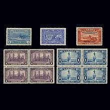 Canada Mint Issues 1927 to 1963