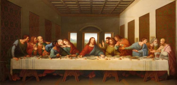 the last supper by leonardo davinci The da vinci puzzle: restoring the last supper jump to media player pinin brambilla spent two decades renovating leonardo da vinci's masterpiece.