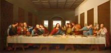 After Leonardo da Vinci The Last Supper