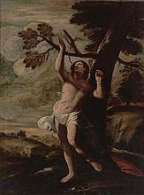 Follower of Domenico Zampieri, called Domenichino Saint Sebastian