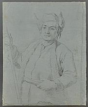 Jean-Baptiste Le Prince French, 1734-1781 A Russian Peasant