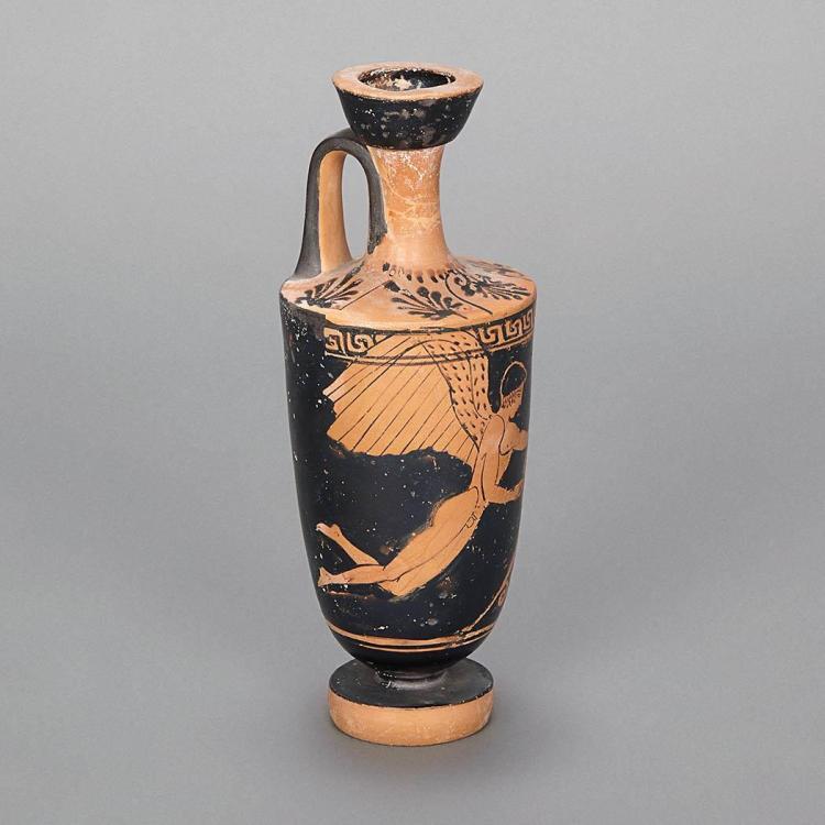 Attic Red Figure Lekythos