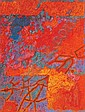 Gyorgy Kepes Hungarian/American, 1906-2001 Pigment Orchard, 1963, Gyorgy Kepes, Click for value