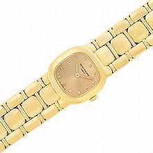 Lady''s Gold Wristwatch, Patek Philippe, Ref. 4719