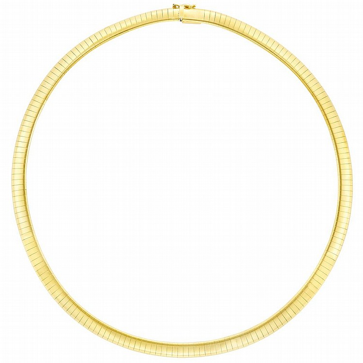 Gold Necklace, Van Cleef & Arpels, France