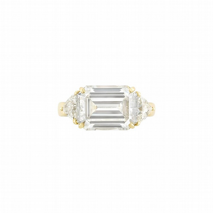 Gold and Diamond Ring, Andrew Clunn