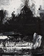John Virtue British, b. 1947 Landscape 780, 2004-05