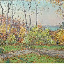Pierre Bittar French/American, b. 1934 Autumn