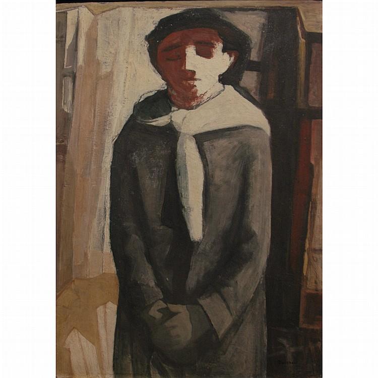 Marcello Boccacci Italian, b. 1914 La Donna Toscana