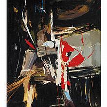 Lev Kropivnitsky Russian, 1922-1995 Untitled, 1967