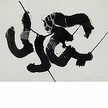 James Brooks American, 1906-1992 Untitled, 1967