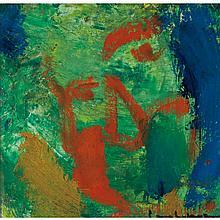 Hans Hofmann German, 1880-1966 Nebula (Self Portrait), 1944
