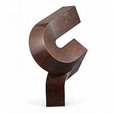 Clement Meadmore Australian, 1929-2005 Upswing, 1980