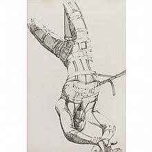 Nancy Grossman American, b. 1940 Figure, 1970