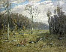 Samuel Harkness McCrea American, 1867-1941 Autumn