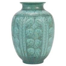 Rookwood Art Deco Glazed Pottery Vase