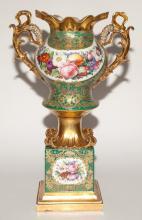 Jacob Petit Porcelain Urn