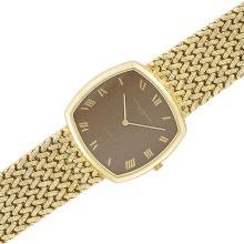 Gentleman's Gold Wristwatch, Vacheron & Constantin, Ref. 7391