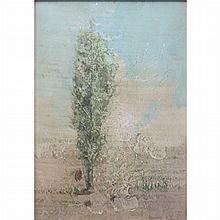 Ryonosuke Fukui Japanese, 1923-1986 Tree