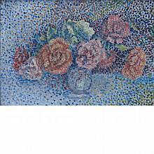 Yvonne Canu French, 1921-2007 Fleurs