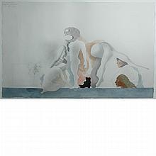 Jorge Castillo Spanish, b. 1933 Zapato Negro, 1978