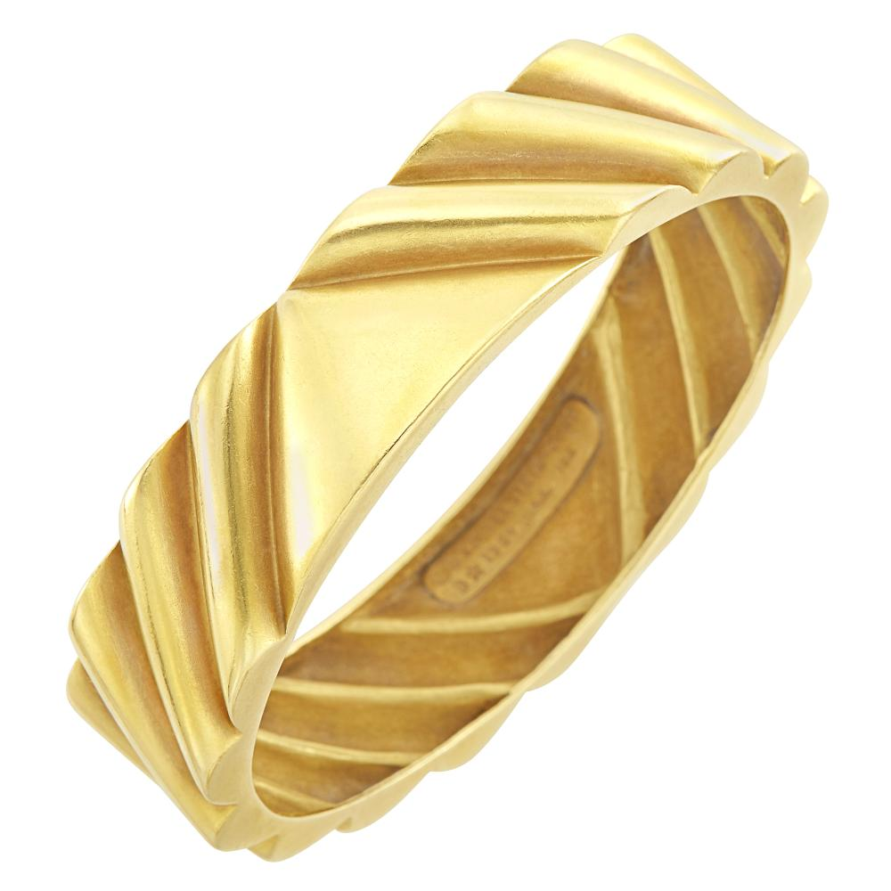 Gold Bangle Bracelet, Barry Kieselstein-Cord