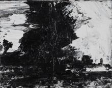 John Virtue British, b. 1947 Landscape No 490, 1997-98