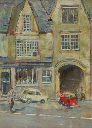 Louis Bouche 1896-1969 Cotswold Electric Company, Ltd, 1964