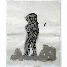 Carlos Capelan Ururguayan, b. 1948 Untitled
