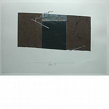 Rainer Krause German/Chilean, b. 1957 (i) Untitled, 1993 (ii) Untitled, 1993