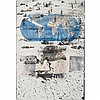 Robert Rauschenberg CHOICES AND RESPONSIBILITIES Color offset lithograph, Robert Rauschenberg, Click for value