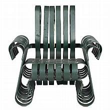 Frank Gehry American, b. 1929 Power Play Armchair, 1993