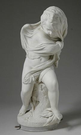 Antonio Rossetti Italian, b. 1819 Amor Secreto