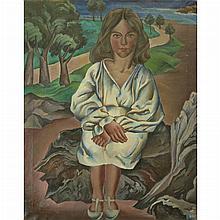 Peppino Gino Mangravite Italian/American, 1896-1978 Dora, 1928
