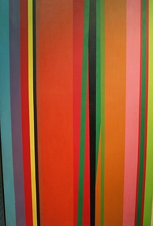 Jay Rosenblum American, 1934-1989 Catch (Stripes)