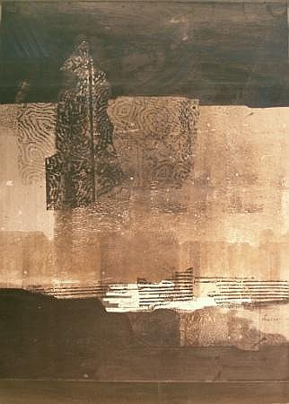 Joan Josep Tharrats Spanish, 1918-2001 Untitled, 1958