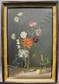 Fernand Renard French, 20th century STILL LIFE WITH WILDFLOWERS AND SHELL, Fernand Renard, Click for value