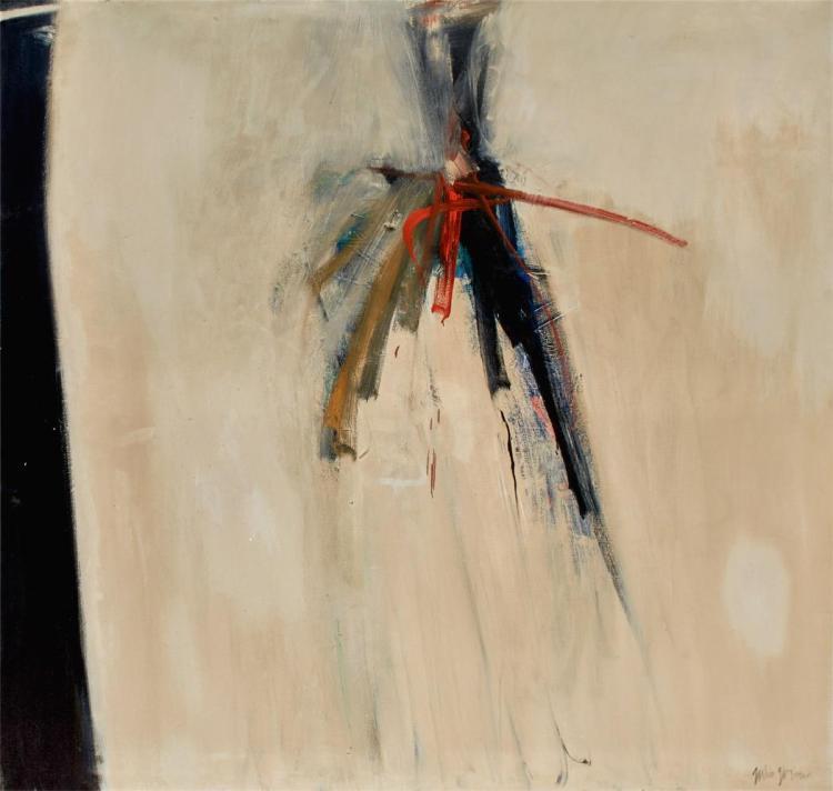 Julio Girona Cuban, 1914-2002 Furrow, 1960
