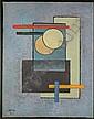 Jean Villeri French, 1896-1982 Untitled, 1931