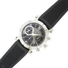 Gentleman''s Stainless Steel ''Atlas'' Wristwatch, Tiffany & Co.