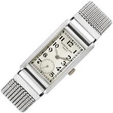 Gentleman''s Stainless Steel Wristwatch, Patek Philippe