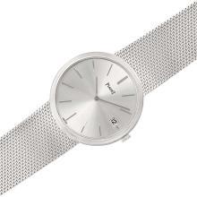 Gentleman''s White Gold Wristwatch, Piaget