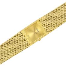 Gentleman''s Gold Wristwatch, Piaget