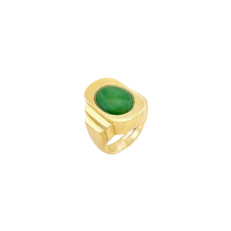 Gold Jade Ring Auction Uk