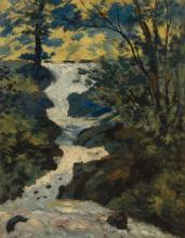 Louis Michel Eilshemius American, 1864-1941 Landscape