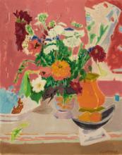 Jean Jules-Louis Cavailles French, 1901-1977 Le Bouquet de Fete