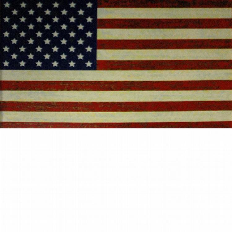 Ronald K. Parker American, 20th/21st Century American Flag