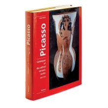 Alain Ramié PICASSO, CATALOGUE OF THE EDITED CERAMIC WORKS 1947-1971 The complete catalogue raisonné of Picasso''s ceramic editions