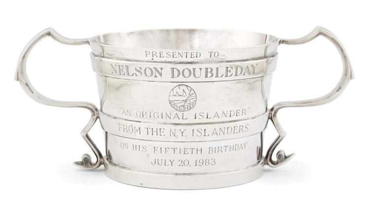 Tiffany & Co. Sterling Silver Trophy Cup